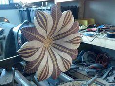 Segmented flower bowl blank - Imgur
