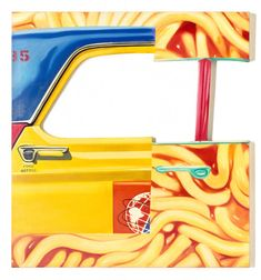 The Friction Disappears, 1965. (James Rosenquist)