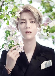 Lu Han 鹿晗 || 170522 Harper's Bazzar June Issue [ Cr:颖兒eer ]