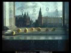 Moscow, Kremlin, National Geographic