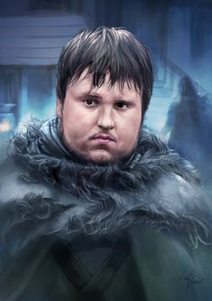 Samwell Tarly by blackwings736