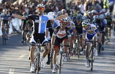 Paul Martens (Blanco Pro Cycling Team) wins the opening stage at the Volta ao Algarve.