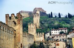 The walled city of Soave is a small comune of the Veneto region, in the Province of Verona, Italy, famous for its wine.