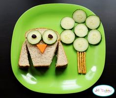HEALTHY and FUN kids snack ideas!