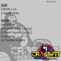 #wod #cftundertown #crossfit #workout #conditioning #barbells #gymnastics #strength #skill #xeniosusa #roguefitness #supportyourlocalbox