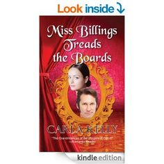 Miss Billings Treads The Boards - Kindle edition by Carla Kelly. Romance Kindle eBooks @ Amazon.com.