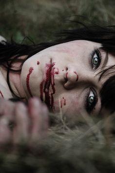 Death portrait II  by ~promis