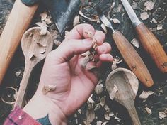 Utensils and objects for everyday adventure. Handcrafted using locally-felled, storm damaged wood, traditional hand tools and ancient woodland wisdom! • Browse products sold by Hatchet + Bear in our Tictail shop. • Tictail lets you create a beautiful online store for free • tictail.com.