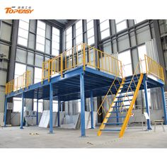 Mezzanine Floor, Warehouse Design, Tool Rack, Powder Coat Colors, Racking System, Ral Colours, Qingdao, Square Meter, Steel Structure