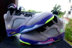 shoes jordan's fresh prince of bell air 5's
