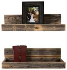 Image result for farmhouse wall shelving