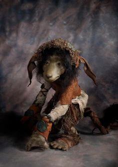 Fantasy | Whimsical | Strange | Mythical | Creative | Creatures | Dolls | Sculptures | World of Froud