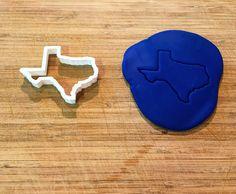 Texas Cookie Cutter! #3DTS #3DPrinting #CookieCutter #Baking #texas #states #texasstrong