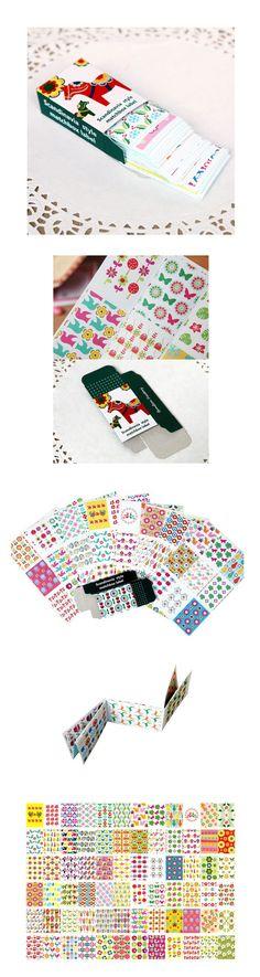 Scandinavia style matchbox label