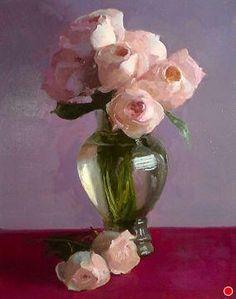 "New Juliet by Dennis Perrin Oil ~ 16"" x 20"""