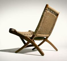 Awesome rope lounger