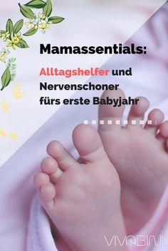 Der Baby-Alltag kann hart und anstrengend sein. Hier verraten dir 13 Bloggermamas ihre bewährtesten Alltagshelfer und Nervenschoner für das erste Babyjahr.