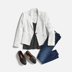 LOVE this outfit (except for the shoes... NO thanks!) maybe with a pair of oxfords?