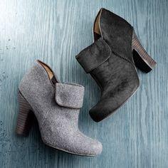 love short boots!