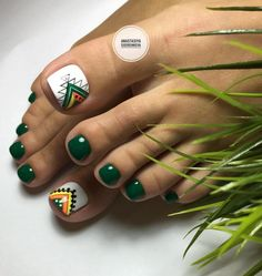 wonderful pedicure designs, Wonderful Pedicure Ideas That You Will Love To Try Simple Toe Nails, Pretty Toe Nails, Cute Toe Nails, Summer Toe Nails, Pretty Toes, Diy Nails, Pedicure Nail Art, Toe Nail Art, French Tip Pedicure