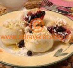 Detail receptu - Pohankové ovocné knedlíky