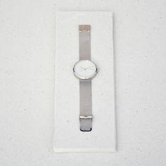 Mesh, Watches, Silver, Accessories, Wristwatches, Clocks, Fishnet, Money, Jewelry Accessories