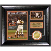 San Francisco Giants 2012 Matt Cain Perfect Game Desktop Photomint.../