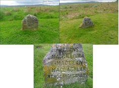 Culloden Moor, Invernessshire, Scotland