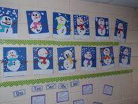 The Kindergarten Center: Winter Fun