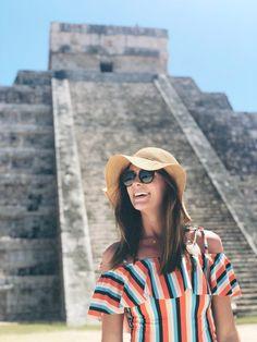 Chichen Itza Mayan Pyramid- 7 wonders of the world, Yucatan Peninsula, Cancun, Mexico Mexico Destinations, Albion Fit, Cancun Mexico, Mexico Travel, Snorkeling, Wonders Of The World, People, Diving, People Illustration