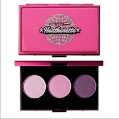 MAC Heatherette palette Authentic and in great condition. This is a limited edition collectors item from MAC. MAC Cosmetics Makeup Eyeshadow