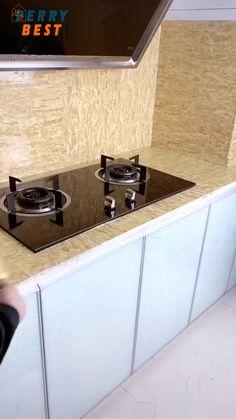 Kitchen Room Design, Home Room Design, Kitchen Cabinet Design, Home Decor Kitchen, Home Interior Design, Diy Home Decor, Diy Kitchen, Kitchen Ideas, Wallpaper High Quality