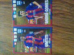 All cards FC Barcelona ⚽