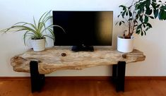Pallet Furniture Cushions, Tv Furniture, Steel Paint, Console Table, Driftwood, Entryway Tables, Bench, Shapes, Handmade