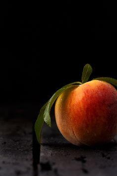 Fresh peaches will be on tomorrow's menu