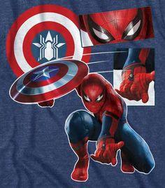 Civil War, Spider-Man