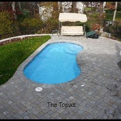 In Ground Pool Designs For Small Yards small inground pools for small yards Inground Pool Kits For Small Yards Google Search