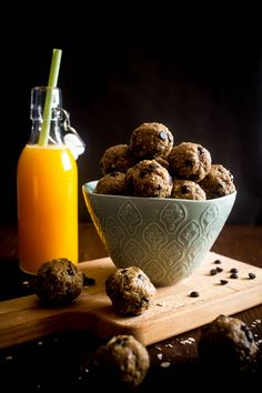 gr - Food that makes me happy - New Recipes, Sweet Recipes, Dog Food Recipes, Healthy Recipes, Energy Balls, Tahini, Superfoods, Kids Meals, Cereal