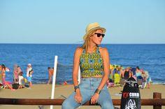 Mum jeans con Birkenstock. El Blog de Luceral. Bloggermoda.es