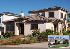 1000 Images About Beautiful Before After On Pinterest Exterior Home