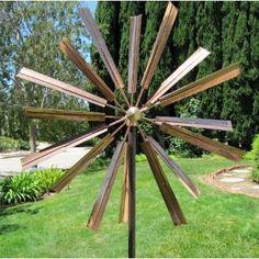 Garden Wind Spinners