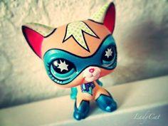 #lps #comicconcat #ladycat #kissalps
