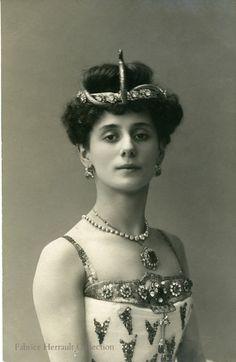 Анна Павлова Anna Pavlova 1910 г Дочь фараона