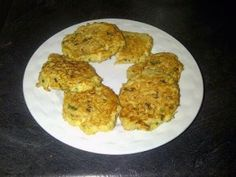 Dukan Diet Tuna Patties - Attack Phase Approved