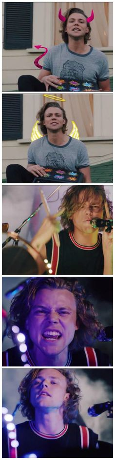Ashton in She's Kinda Hot<<< I have been looking for these pictures forever!!!!