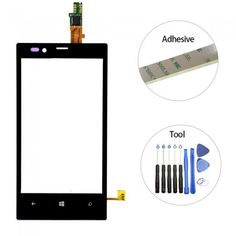 Replacement Mobile Phone Touch Screen Glass Digitizer Panel For Nokia Lumia 720 Lcd Display Assembly N720 Yes China