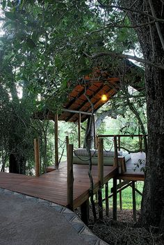 Jock Safari Lodge, Kruger National Park, South Africa - idée pour mon jardin en pente