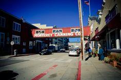 Roteiro - Highway 1 , Los Angeles/ San Francisco