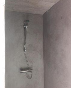 claylime #homedecor #concreteart #waxed #homedeco #betong #design #sdb #betoncire #homedesign #lime #bathtime #bathroom #beton #inspiration #douche italienne