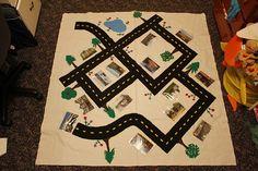 customizable playmat